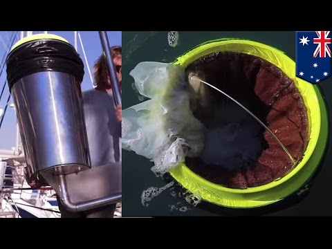 Ocean cleaning machine: Australian surfers quit jobs, invent Seabin to clean up ocean - TomoNews
