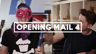 Opening Mail 4