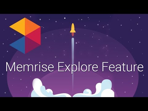 Memrise Explore Feature Demo