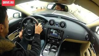 2011 Jaguar XJ L 5.0 SC Supersport — комментарий к тесту