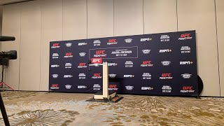 UFC on ESPN+ 19 official weigh-ins from Tampa (9 a.m. ET)