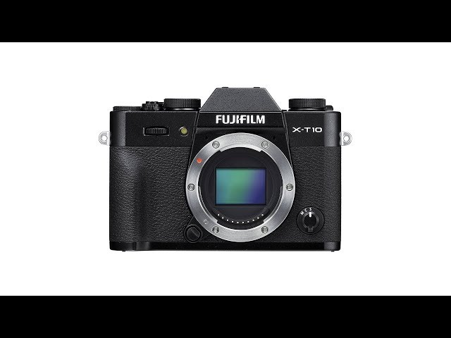 Used Fuji X T10 initial thoughts