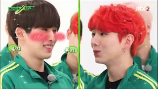 [Kiho] The Way Wonho Looks At Kihyun