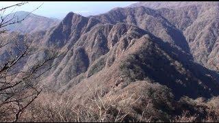 鋸 岳 【HD】 (須山・ 山神社駐車場~割石峠~鋸岳~位牌岳~前岳 )