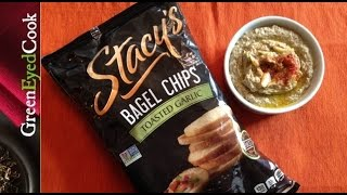 Stacy's Bagel Chips Toasted Garlic Review