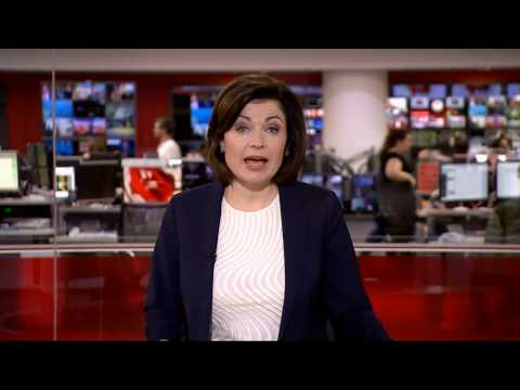 Jane Hill And Sophie Long  BBC One HD News At One October 24th 2018