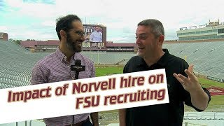 FSU Football recruiting impact with hire of Mike Norvell