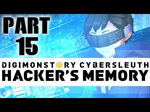 Digimon Story: Cyber Sleuth Hacker's Memory English Playthrough with Chaos part 15: VS Mephisto