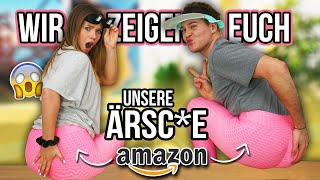 WIR TESTEN EURE GESTÖRTESTEN AMAZON PRODUKTE 😳😂 mit @Joey's Jungle