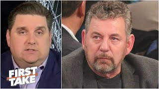 Brian Windhorst on the reaction around the league to the Knicks' statement | First Take