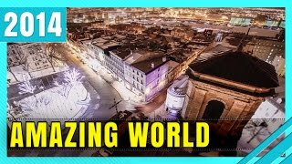 AMAZING WORLD - Most Beautiful VIDEOS OF PLANET EARTH