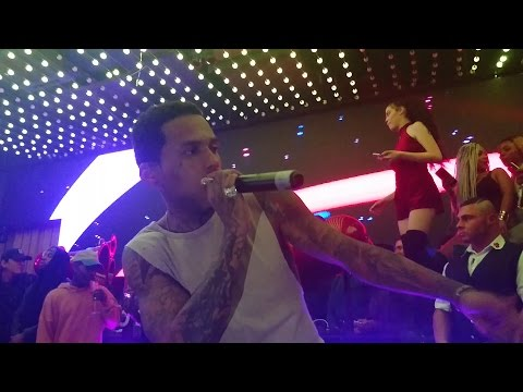 KID INK in Vienna @Bollwerk 11.03.2017 [HD]