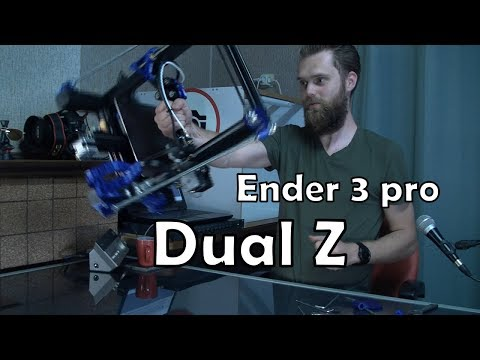 Ender 3 Pro Dual Z Axis
