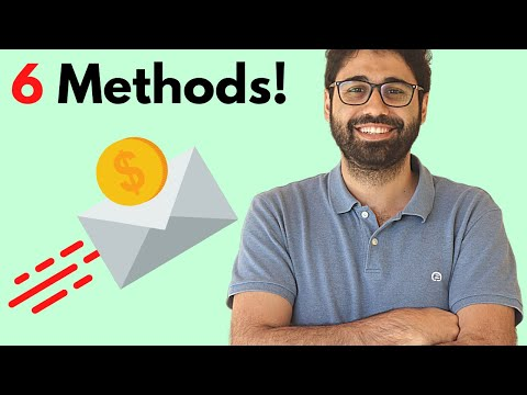 6 Methods To Make Money With Emails. (Must Watch)