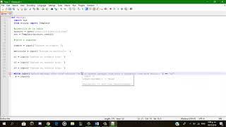 Segundo parcial de fun. Programacion (ITLA) by: Victor Cruz(2017-5317)