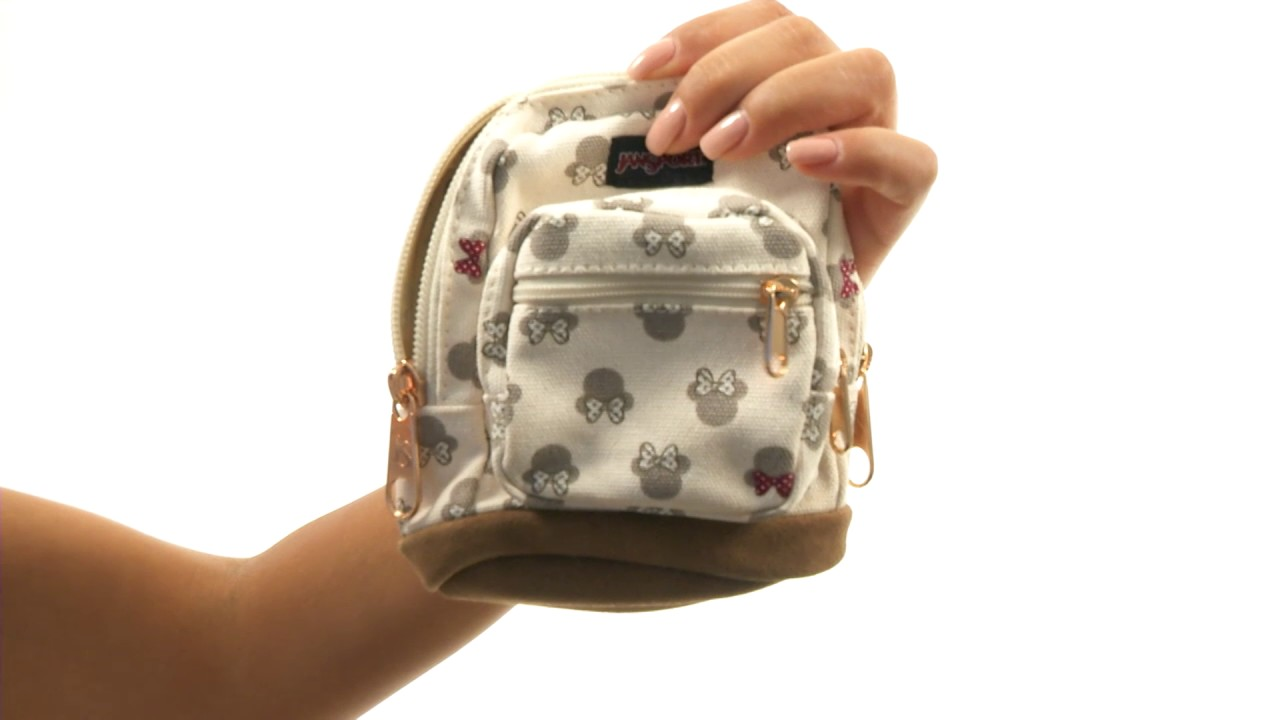 4b3a177fb07 JanSport Disney Right Pouch SKU 8963849 - YouTube