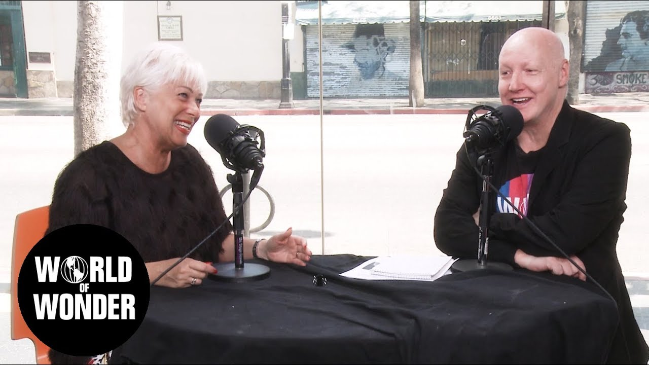 """James St. James Interviews Denise Welch & Jacquie Lawrence - """"Different For Girls"""""""