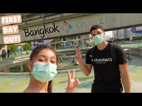 15 Day Quarantine Completed | First Impressions Of Bangkok, Thailand