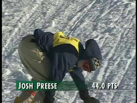 Old School Big Air Snowboarding Event | Attiatsh New Hampshire