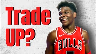 What The Chicago Bulls Should Do In The 2020 Draft!