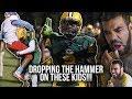 The HARDEST HITTING Linebacker In High School!!!- Jalen Porter Highlights [Reaction]