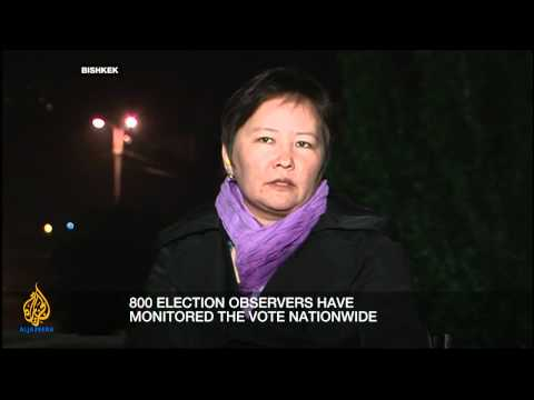 Inside Story - Kyrgyzstan's election