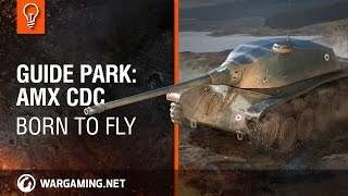 Guide Park: AMX CDC - Born to Fly