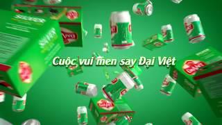 Phim quảng cáo TVC Bia Đại Việt 10s