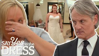 Mom's Evil Alter Ego Might Ruin Bride's Wedding Dress Shopping Day | Say Yes To The Dress Atlanta