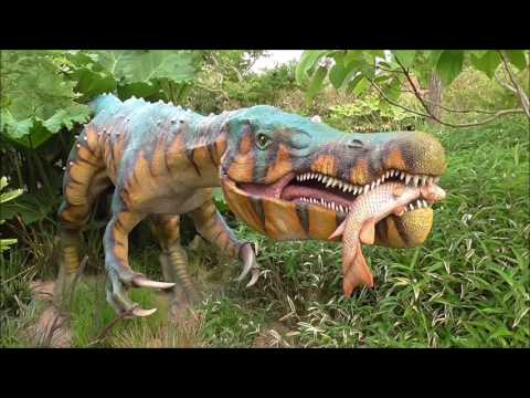 Chester Zoo | 2016 Dinosaurs 'The Next Adventure' tour