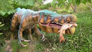 Chester Zoo | 2016 Dinosaurs