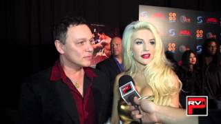 Courtney Stodden and Doug Hutchison Talk About the Public's Opinion of Their Marriage.