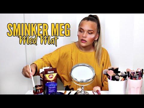 SMINKER MEG MED MAT | SofieLaxaa