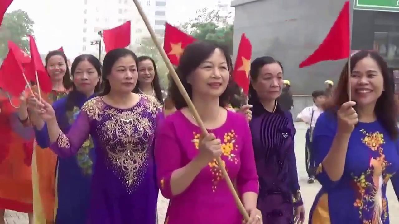 Ngày Hội VH.TT Chung cư CT7 Dương Nội-Hà Đông – Trao gửi yêu thương…