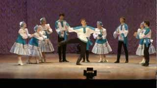 Барыня. Ансамбль танца РАДОСТЬ г.Мурманск.