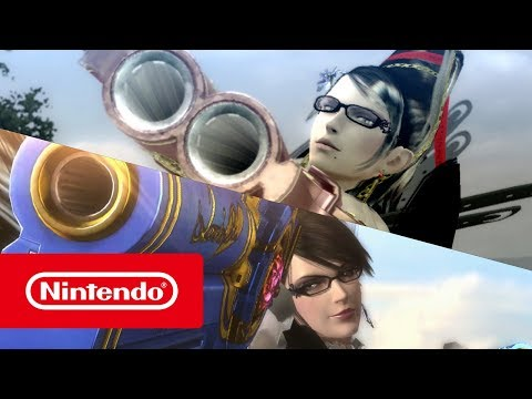 Bayonetta & Bayonetta 2 - Overview Trailer (Nintendo Switch)