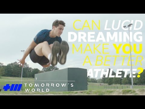 Can lucid dreaming make you a better athlete? - Tomorrow's World - BBC