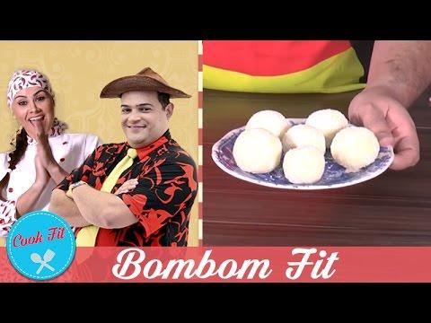 BOMBOM FIT | Cook Fit | Matheus Ceará E Dani Iafelix