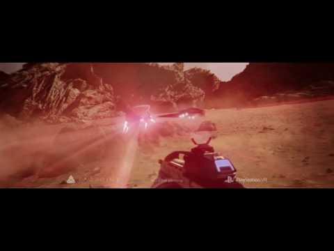 Farpoint - Trailer de acción real