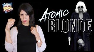 ATÓMICA - La espía más sexy - Opinión