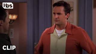 Friends: Chandler in a Box [CLIP] | TBS