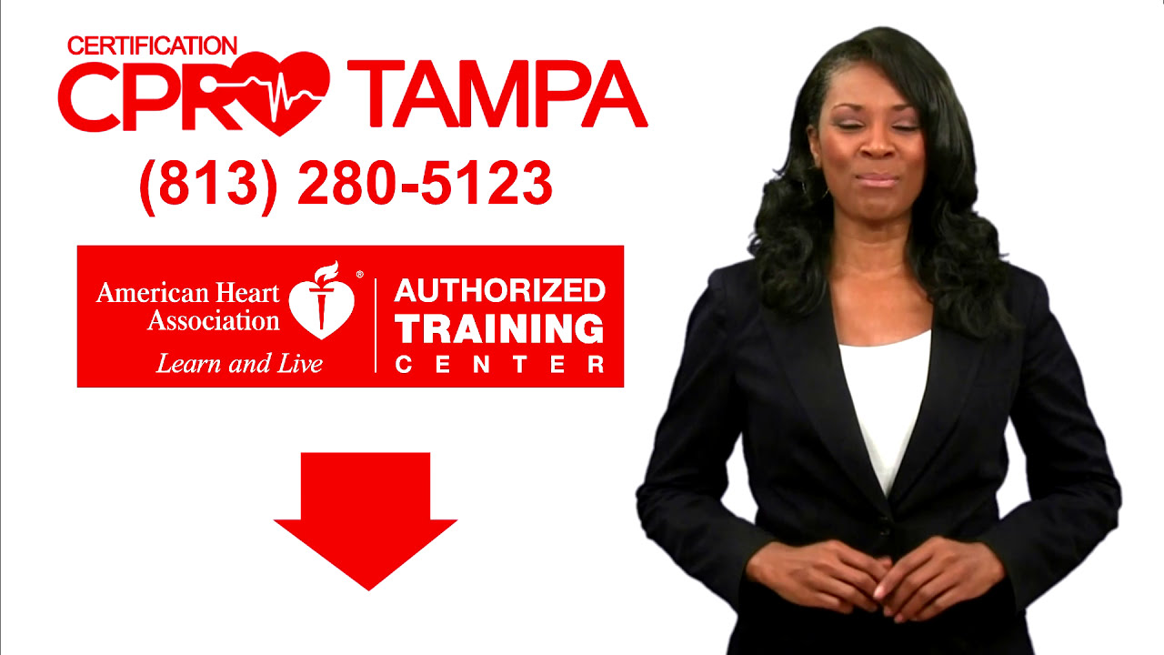 Cpr classes in tampa get aha certified today youtube cpr classes in tampa get aha certified today xflitez Images