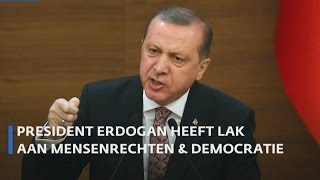 Wie is de Turkse president Erdogan?