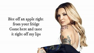 Julia Michaels - Apple (LYRICS)