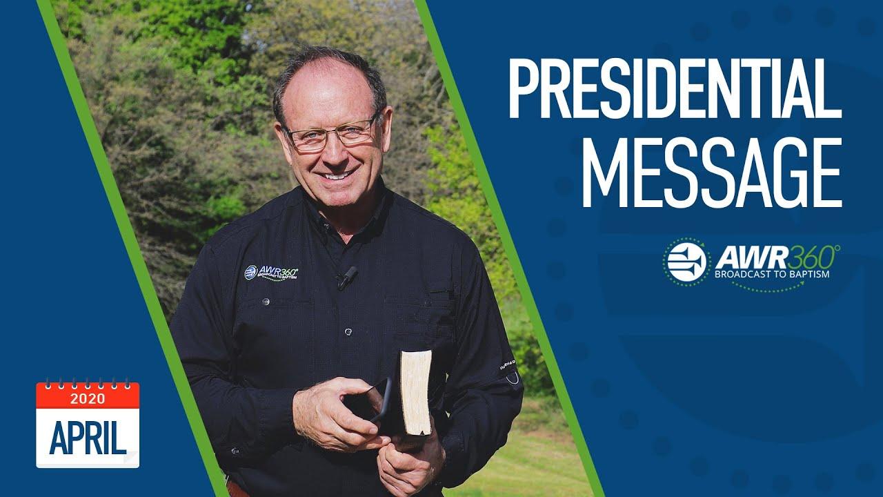 video thumbnail for April 2020 President's Report