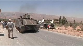 Lübnan ordusundan IŞİD