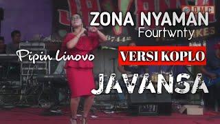 Gambar cover Zona Nyaman Fourtwnty - Cover - Dangdut Reggae Koplo JAVANSA
