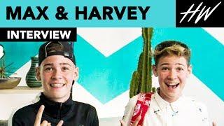 Max & Harvey Perform