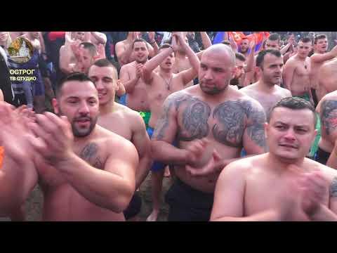 Богојављење - Пливање  за Часни Крст (Подгорица, 19.1.2020.љ.Г.)
