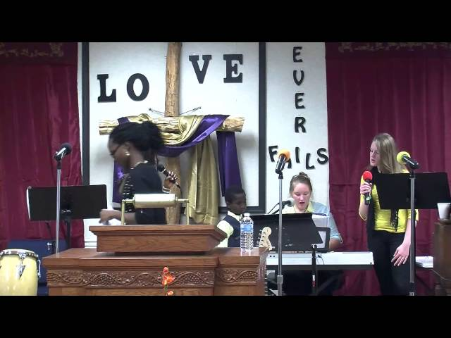 CMFI Maryland: Youth Sunday 2014 - Beautiful One (Special Song)